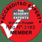 Member Reigster No. 3183