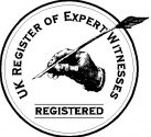 Registered and accredited by the UK Register of Expert Witnesses